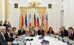 10.07.2015   Ciągle nie ma porozumienia z Iranem ws. programu nuklearnego