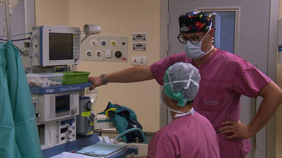 """Bez nich operacje """"nie będą możliwe do przeprowadzenia"""". """"Dramatyczne niedobory"""" anestezjologów"""