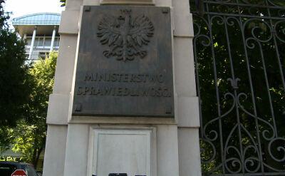 Prokuratura wszczęła śledztwo w sprawie afery w Ministerstwie Sprawiedliwości