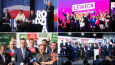 Kampanijna sobota. Program PiS, pakt Lewicy i propozycje KO