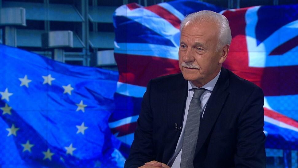 Olechowski: drugie referendum wygraliby zwolennicy pozostania w UE
