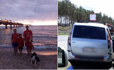 W drodze z wakacji zepsuł im się samochód. Na pomoc czekali trzy dni