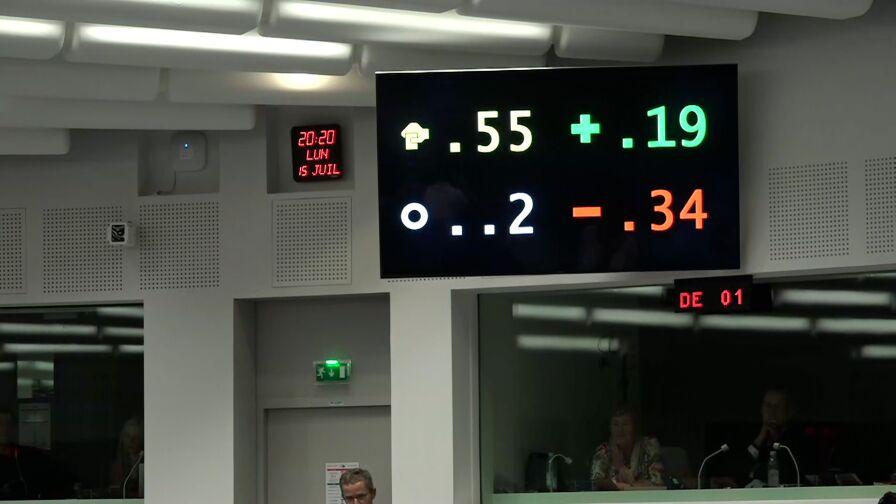 Beata Szydło drugi raz przegrała głosowanie w PE