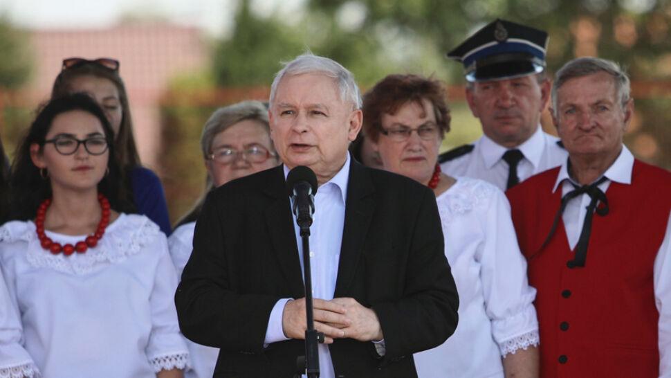 """Kaczyński pytany o marsze równości. """"Gdyby to ode mnie zależało, to byłoby jasne"""""""