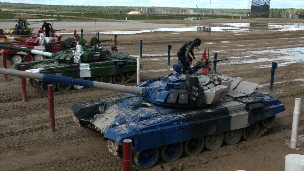Rosja po raz piąty zorganizowała Międzynarodowe Igrzyska Wojskowe