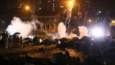 Chińscy żołnierze w Hongkongu zaczęli usuwać barykady