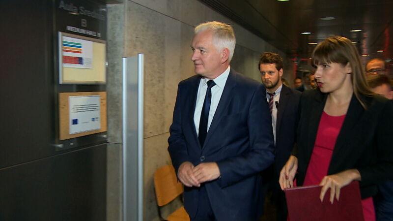 Pierwszy spór w Sejmie. Gowin sprzeciwia się zniesieniu limitu 30-krotności składki ZUS