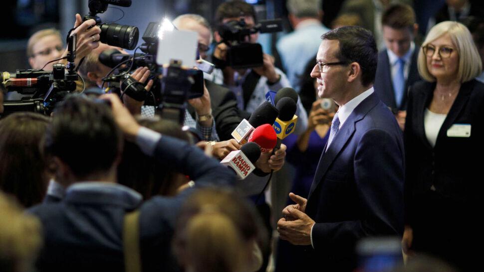 Kłopoty premiera Morawieckiego. Padają żądania dymisji