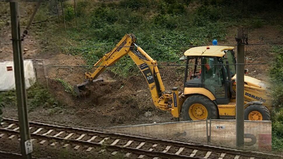 """""""Złotego pociągu"""" nie znaleźli, ale się nie poddali. """"Będzie dogrywka"""""""