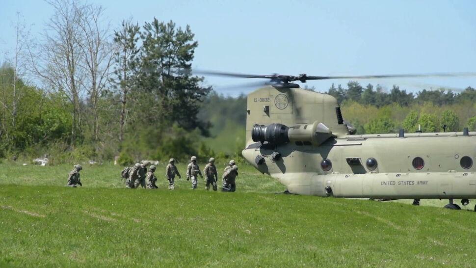 Wysunięte stanowisko dowodzenia V korpusu Armii Stanów Zjednoczonych będzie miało siedzibę w Poznaniu