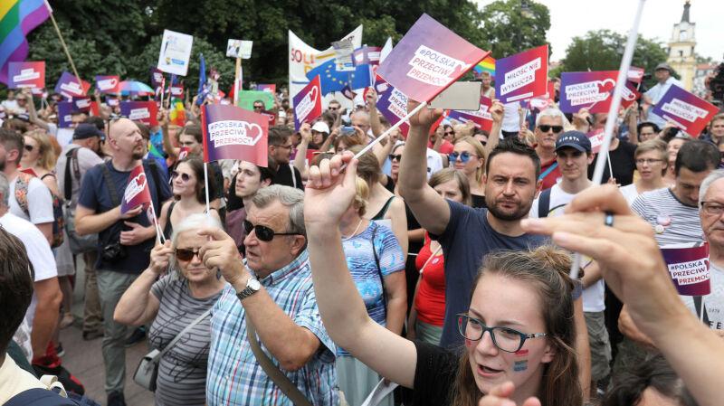 W Białymstoku bez Koalicji, bez PSL. Lewica z pozytywnym przekazem