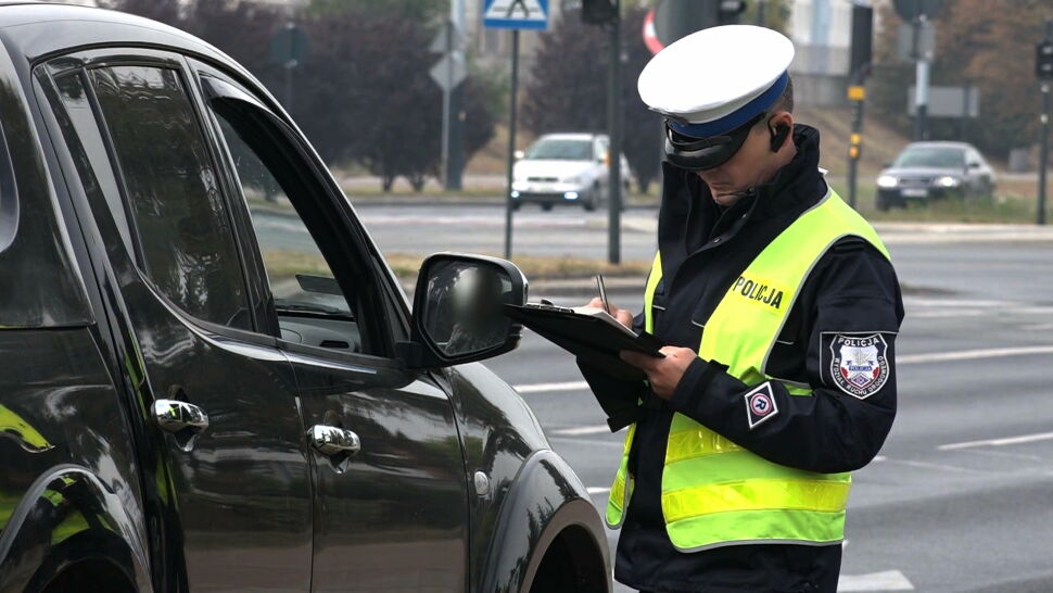 Nowe zasady podczas kontroli drogowej