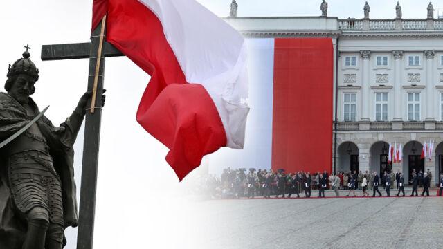 02.05.2014 | Biało-czerwony 2 maja. Dzień Flagi obchodzono w całej Polsce