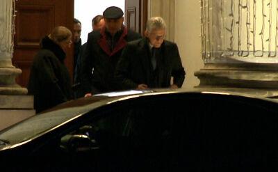 Andrzej Duda przyjął ślubowanie od Pawłowicz i Piotrowicza za zamkniętymi drzwiami