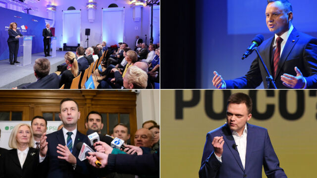 08.12.2019 | Kandydatów na prezydenta przybywa. Prawybory trwają w PO i w Konfederacji