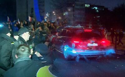 18.01.2017 | Stołeczna policja szuka demonstrantów sprzed Sejmu. Opozycja: to szykanowanie
