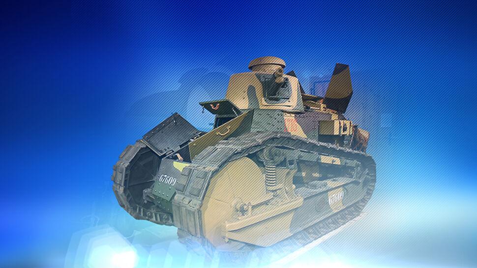 Szukali go na całym świecie, znaleźli w Warszawie. Pierwszy czołg polskiego wojska dostanie oryginalny silnik