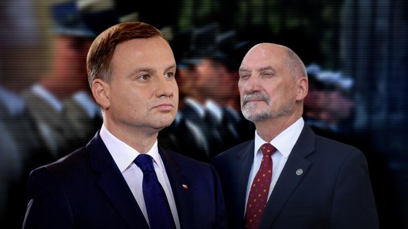 """MON wycofuje nominacje generalskie. """"W trosce o dobro Sił Zbrojnych"""""""