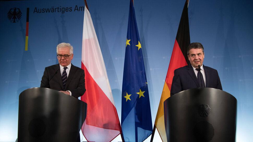 Jacek Czaputowicz spotkał się z szefem niemieckiej dyplomacji