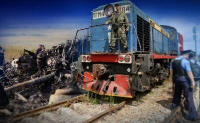 22.07.2014 | Ukraina: ciała ofiar katastrofy dotarły do Charkowa