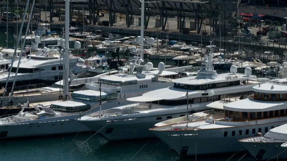 Tam cumują najdroższe jachty świta. Marina to jeden z symboli Monako