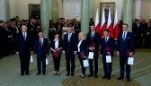 Nowi ministrowie powołani. Jacek Sasin nowym wicepremierem
