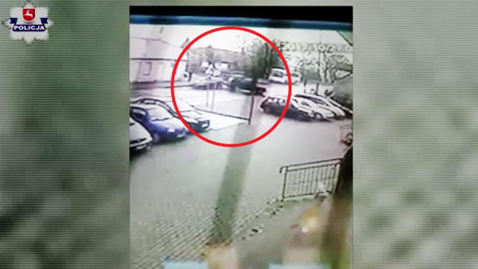 Nagranie ku przestrodze. 82-latek prawdopodobnie pomylił gaz z hamulcem