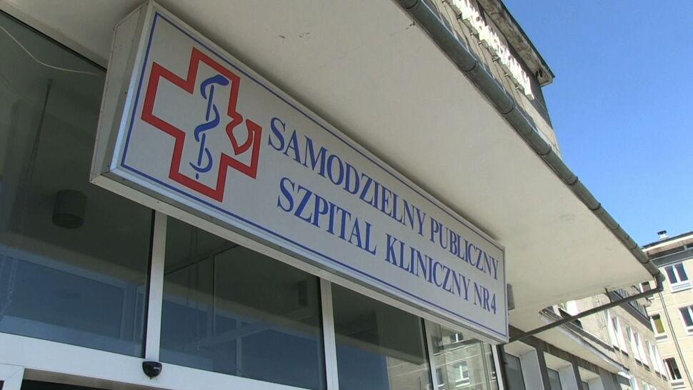 Pielęgniarki w szpitalu klinicznym w Lublinie wracają do pracy
