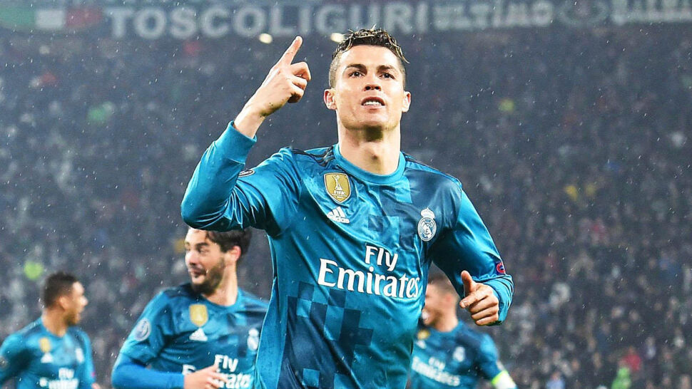 Ronaldo przechodzi z Realu Madryt do Juventusu Turyn
