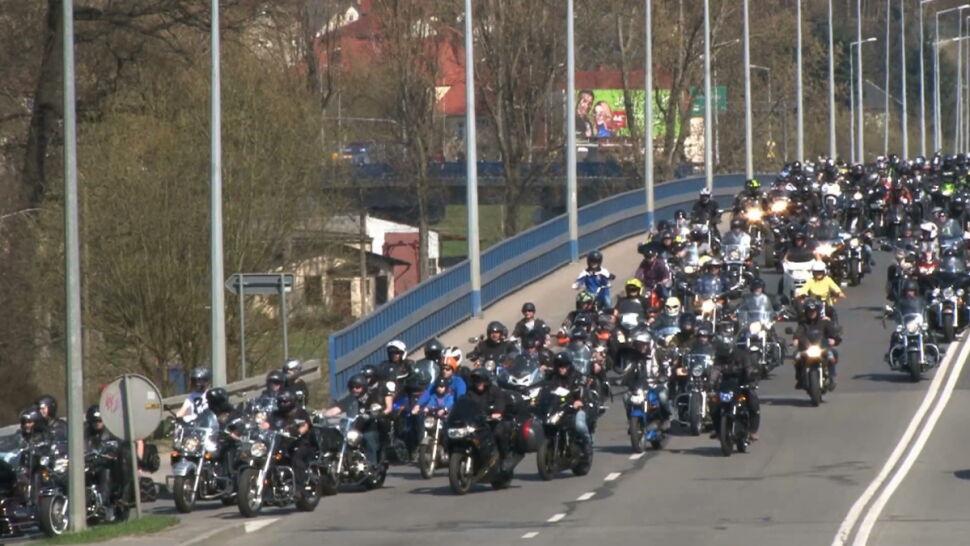 Ruszył sezon motocyklowy. Policja ostrzega: liczba wypadków rośnie z roku na rok