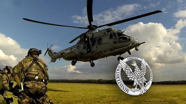 """Wiceszef MON: """"śmigłowce mają dla armii dziesięciorzędne znaczenie"""". Eksperci twierdzą co innego"""