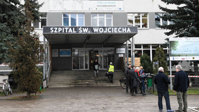 10.01.2020 | Atak w szpitalu. Pacjent zabił innego pacjenta, motywy nieznane