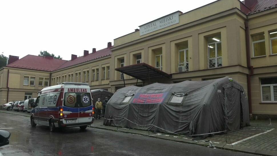 Coraz więcej chorych na COVID-19 w Polsce. Rząd obiecuje zwiększyć liczbę łóżek
