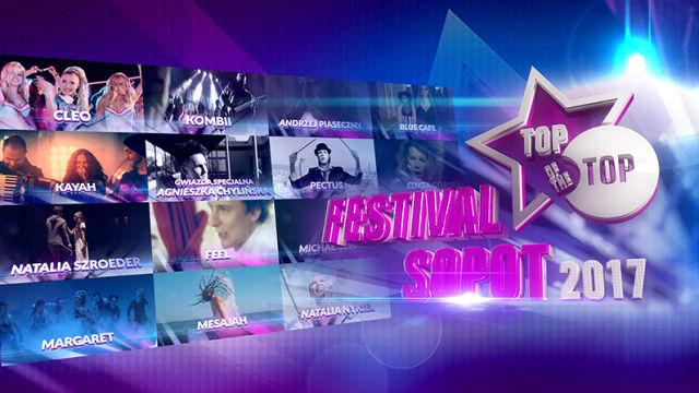 14.08.2017 | Top of the Top Festiwal już w piątek 18 sierpnia na antenie TVN