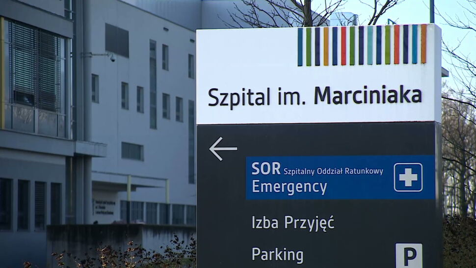 W dwóch wrocławskich szpitalach wystąpiły problemy z instalacją tlenową