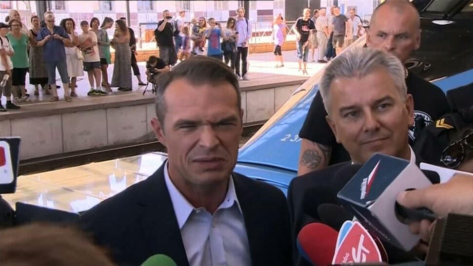 """Tusk o sprawie Nowaka. """"Prokuraturę wykorzystuje się w celach politycznych"""""""