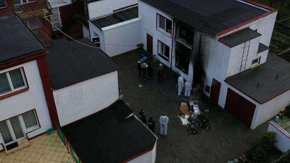 Trzy kolejne osoby z zarzutami po pożarze w escape roomie w Koszalinie