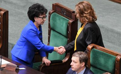 Ostatnie posiedzenie Sejmu VIII kadencji. Plotka o dymisji Banasia i kara dla Nitrasa