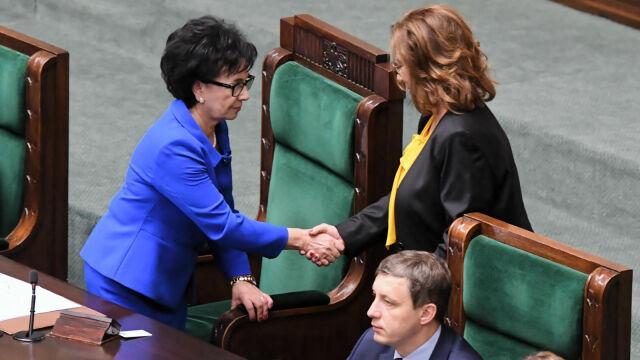 15.10.2019   Ostatnie posiedzenie Sejmu VIII kadencji. Plotka o dymisji Banasia i kara dla Nitrasa