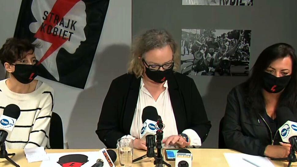 Do sądu trafił akt oskarżenia przeciwko liderkom Ogólnopolskiego Strajku Kobiet