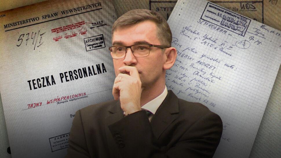 """Opozycja pyta PiS o ambasadora w Niemczech. Czy Andrzej Przyłębski to TW """"Wolfgang""""?"""