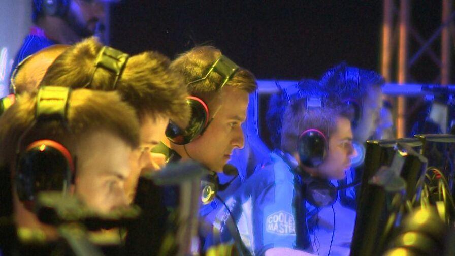 E-sport w Spodku. Zawodnicy z całego świata walczą o wielkie pieniądze
