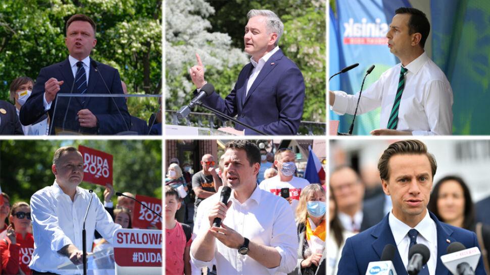 Nowe hasła, nowe obietnice i wielkie plany. Kampania wyborcza nabiera rozpędu