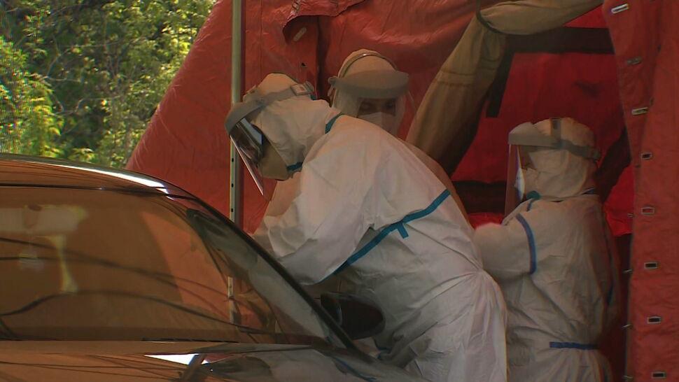 Już u jednej trzeciej pracowników kopalni Zofiówka potwierdzono zakażenie koronawirusem