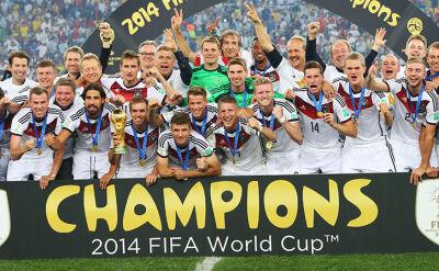 14.07.2014 | Niemcy wygrali mundial, Berlin świętuje
