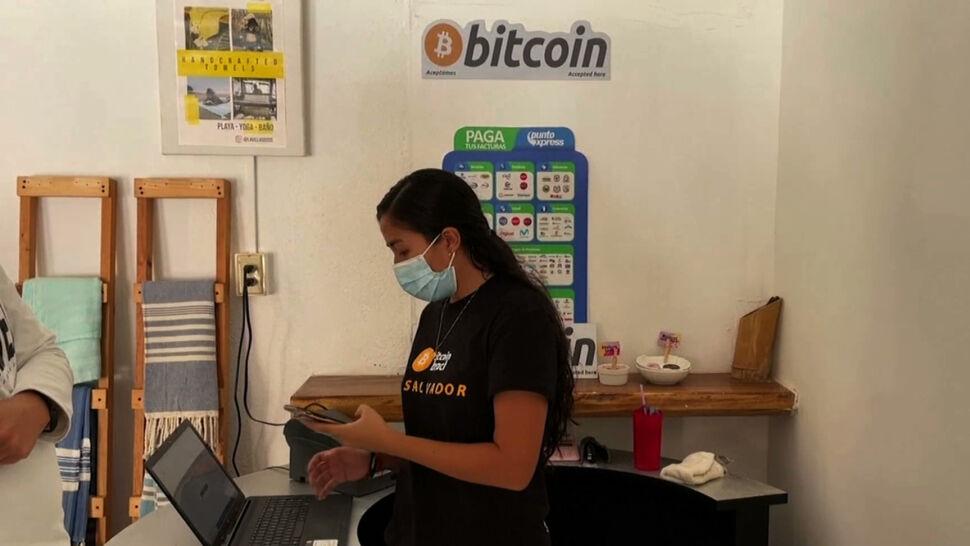 Bitcoin został uznany przez Salwador za legalną formę płatności