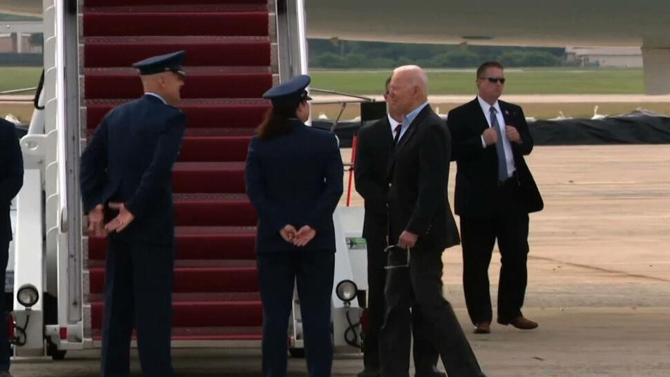 Prezydent Joe Biden wyruszył w podróż do Europy. Pierwszy przystanek: Wielka Brytania