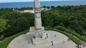 Kolejne ludzkie szczątki odkryto na Westerplatte. Prace archeologiczne mogą być przedłużone