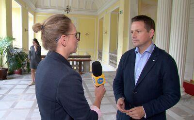 Trzaskowski musi się tłumaczyć. Prokuratura bada wydarzenia sprzed 10 lat