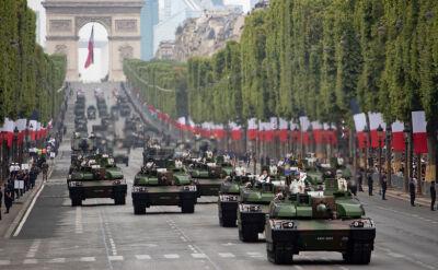 Święto narodowe z europejskimi akcentami. Francja obchodzi Dzień Bastylii